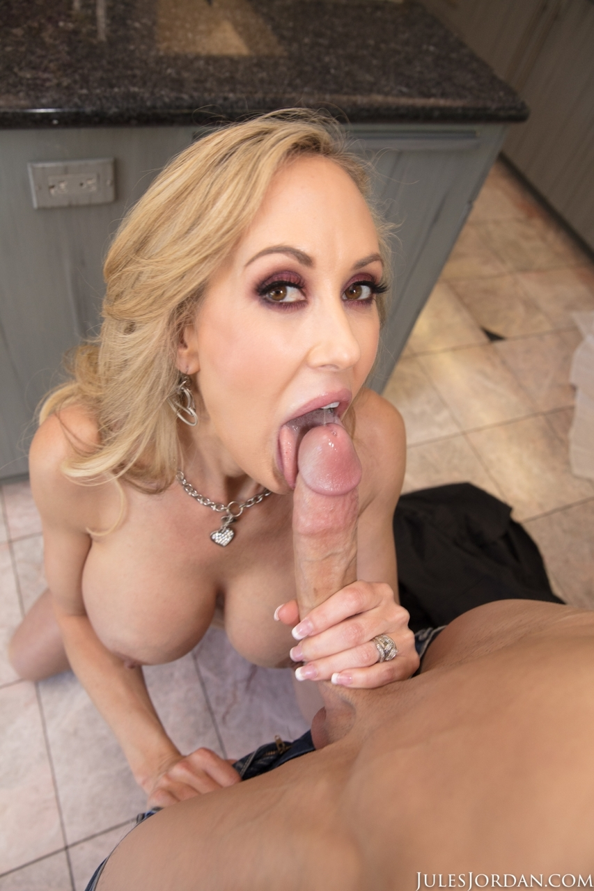 Brandi Love Swallowing