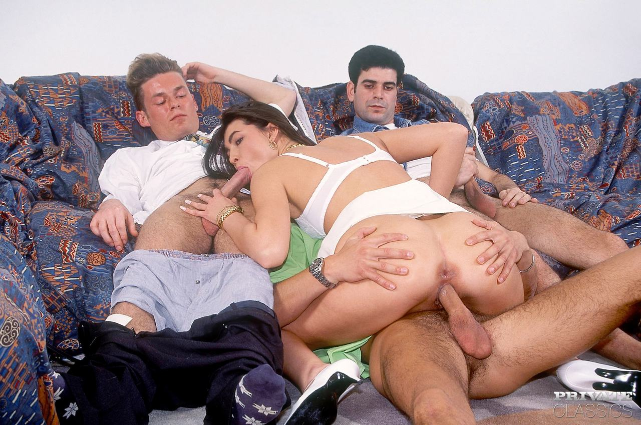 That bush. mouthful of cum in gangbang White When