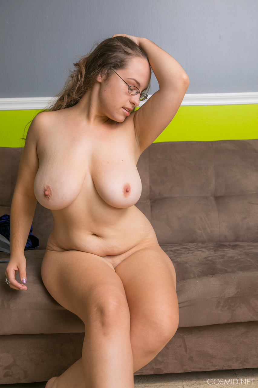 Bbw in bed Naked