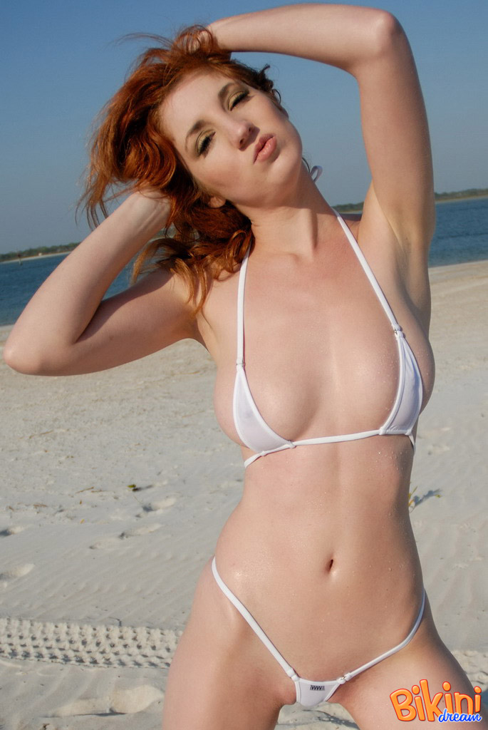 Share sexy redheads in skimpy cloths let's not