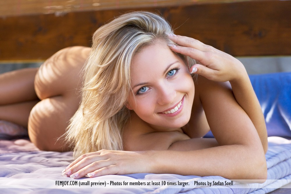 Cute blue eyed blonde girl naked can recommend