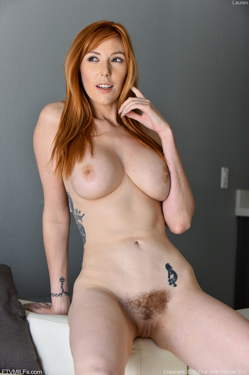 Great tits with redhead