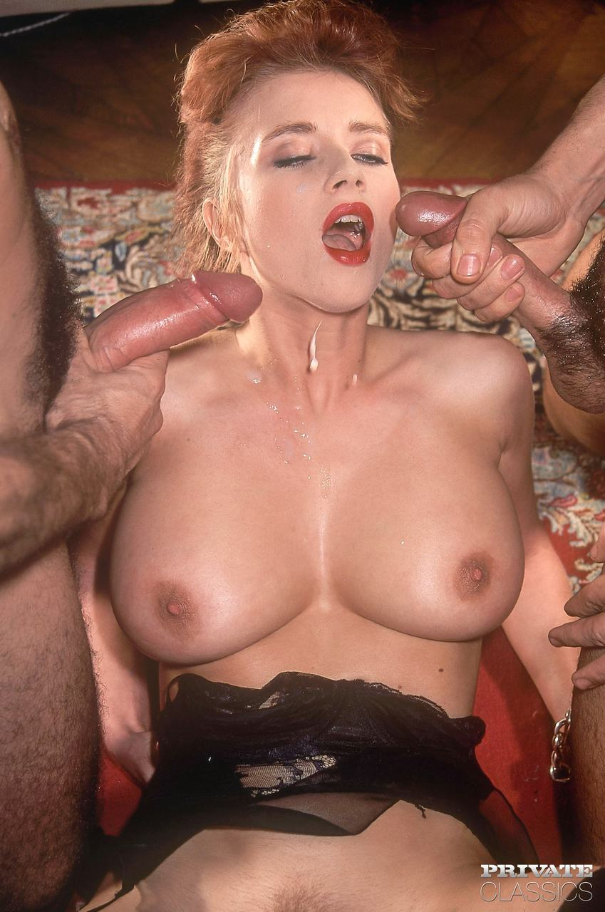 Foursome Anal Blonde Big Tits