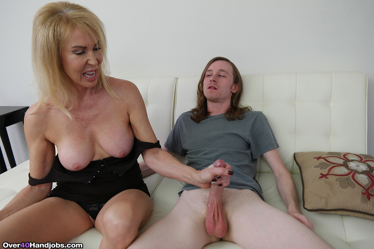 Giving Step Mom Massage