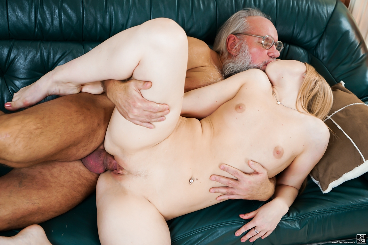 Sweet younger pussy n ass for older men