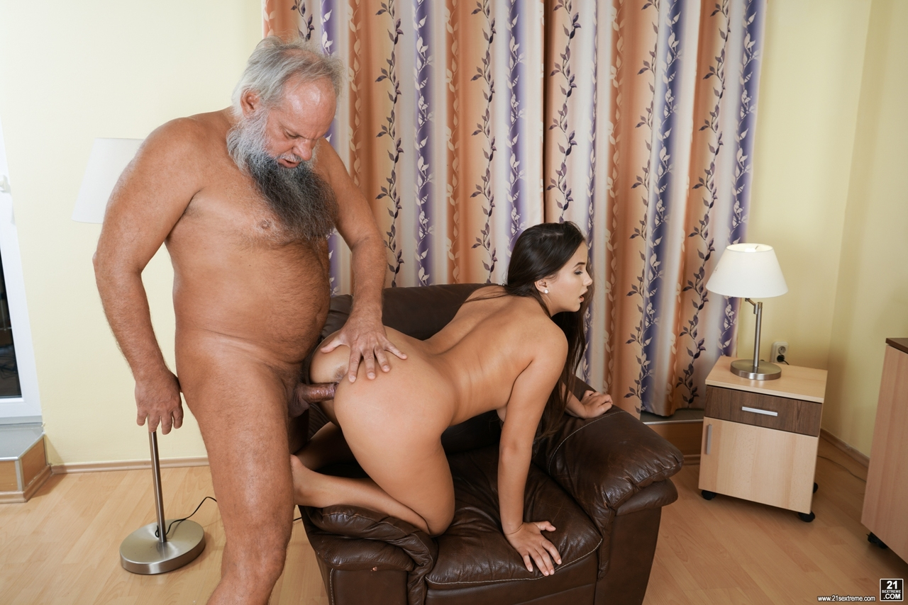 Grandfather girl sex pics