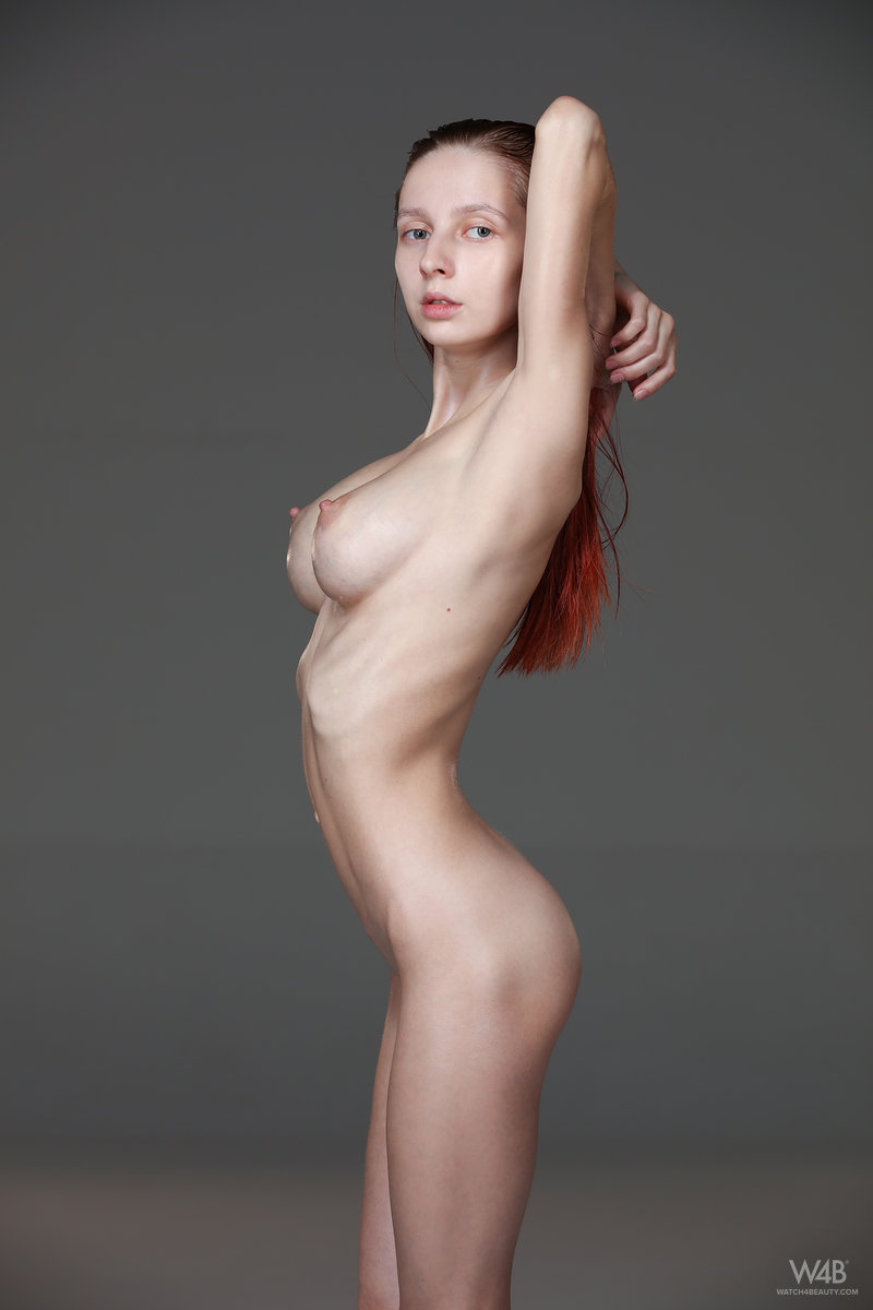 from Louie naked skinny women big boobs