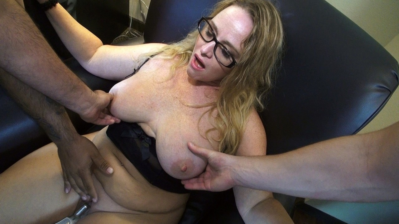 Smothering Hubby With My Fat Ass