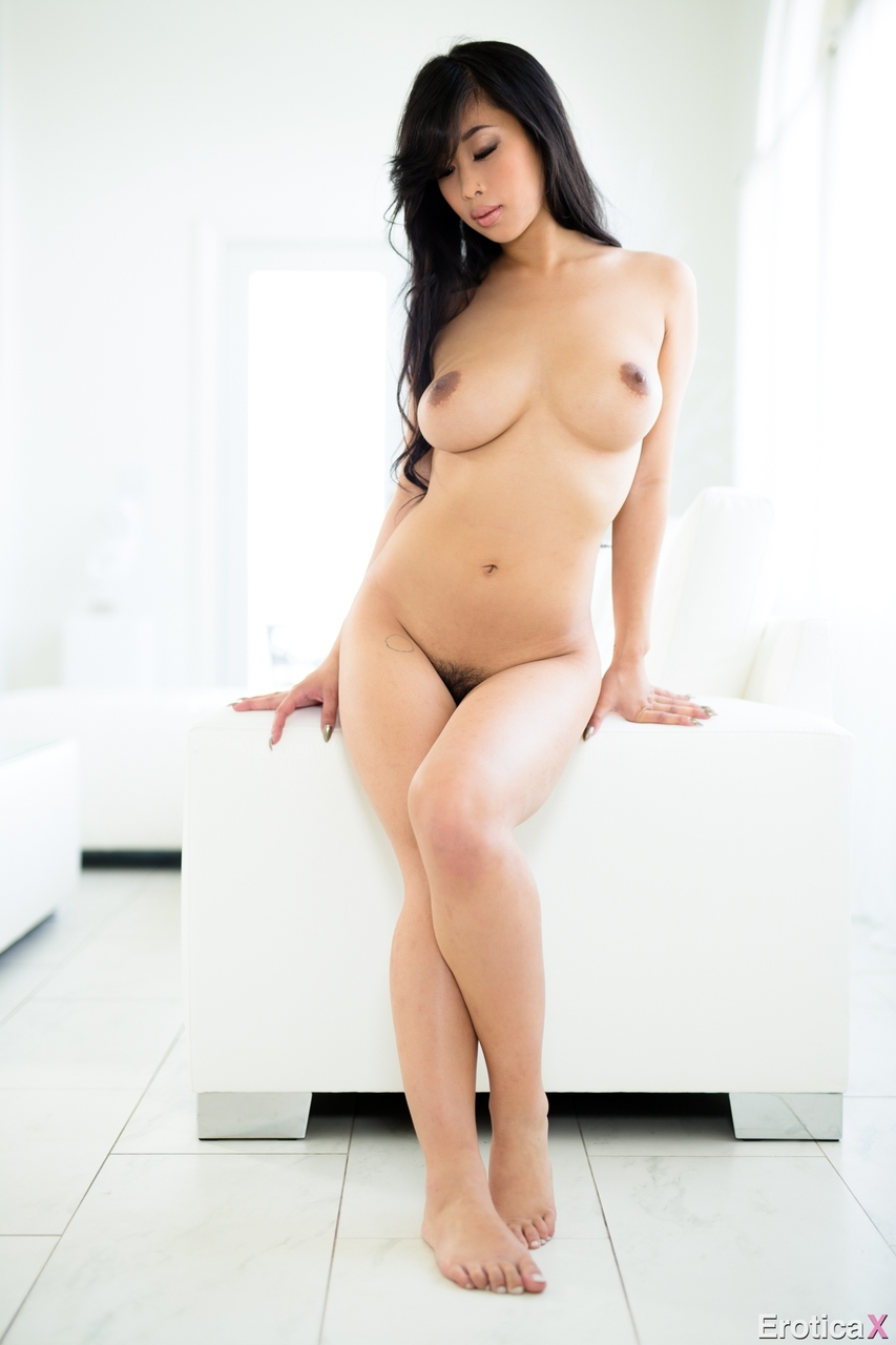 Fat asian stuffed with cock
