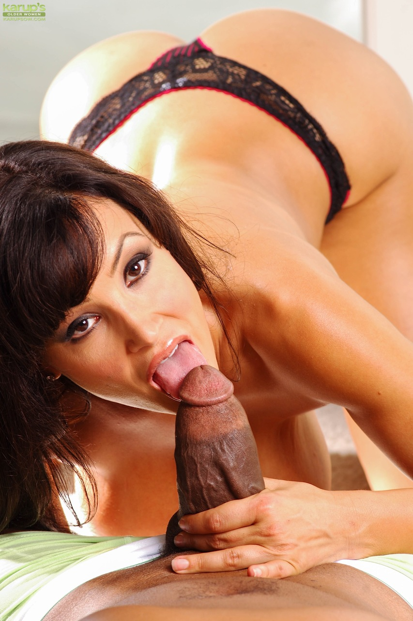 You Lisa ann naked blowjob excellent