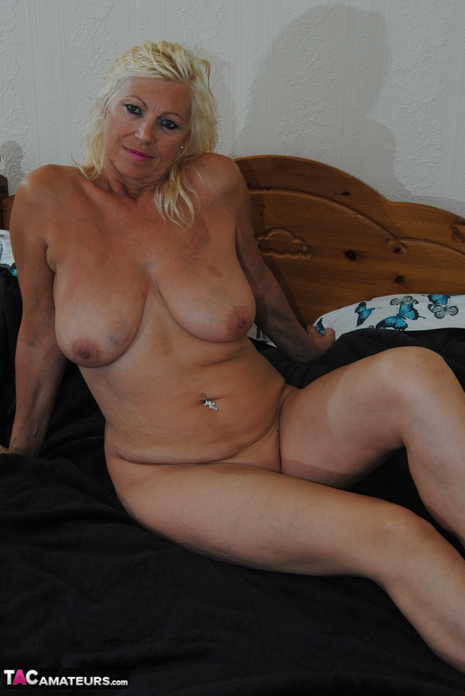 Milf tits blonde platinum big that necessary