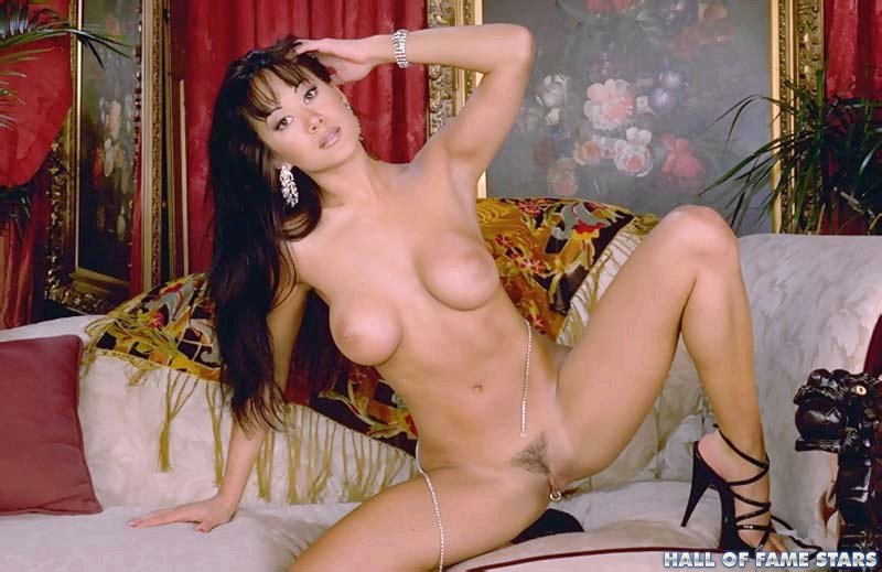 Asia carrera naked in high heels pic simply