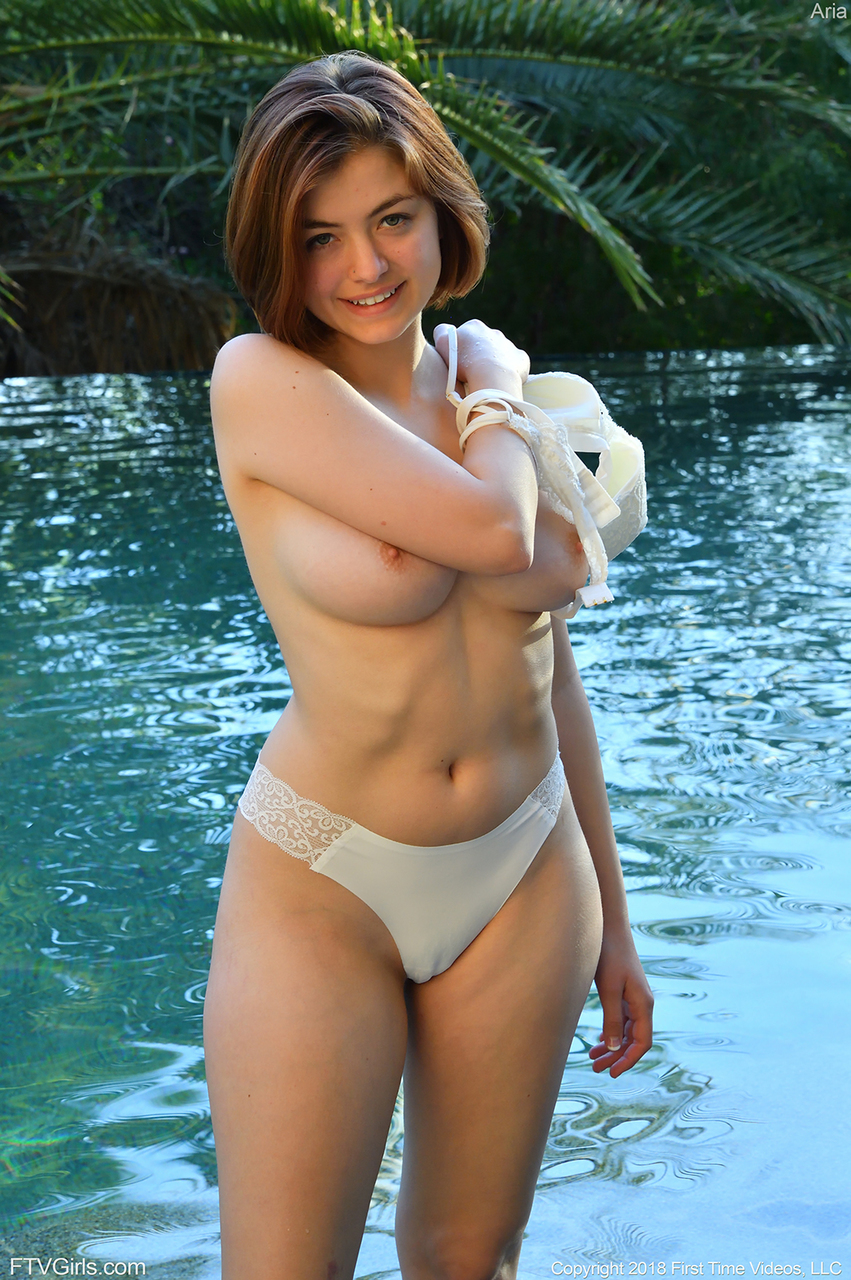 from Bronson nude girls swimming pool video