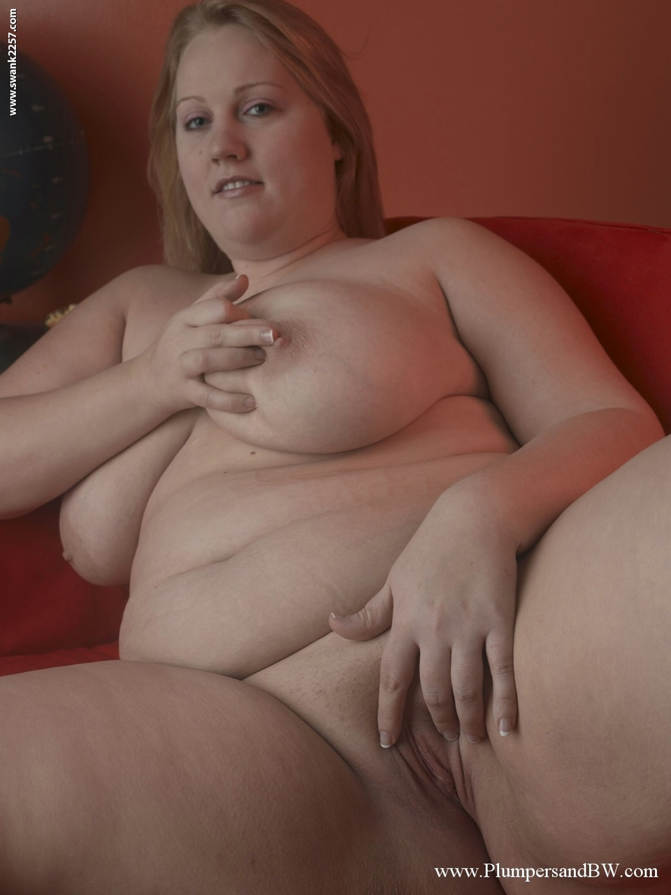 Fat girl pussy