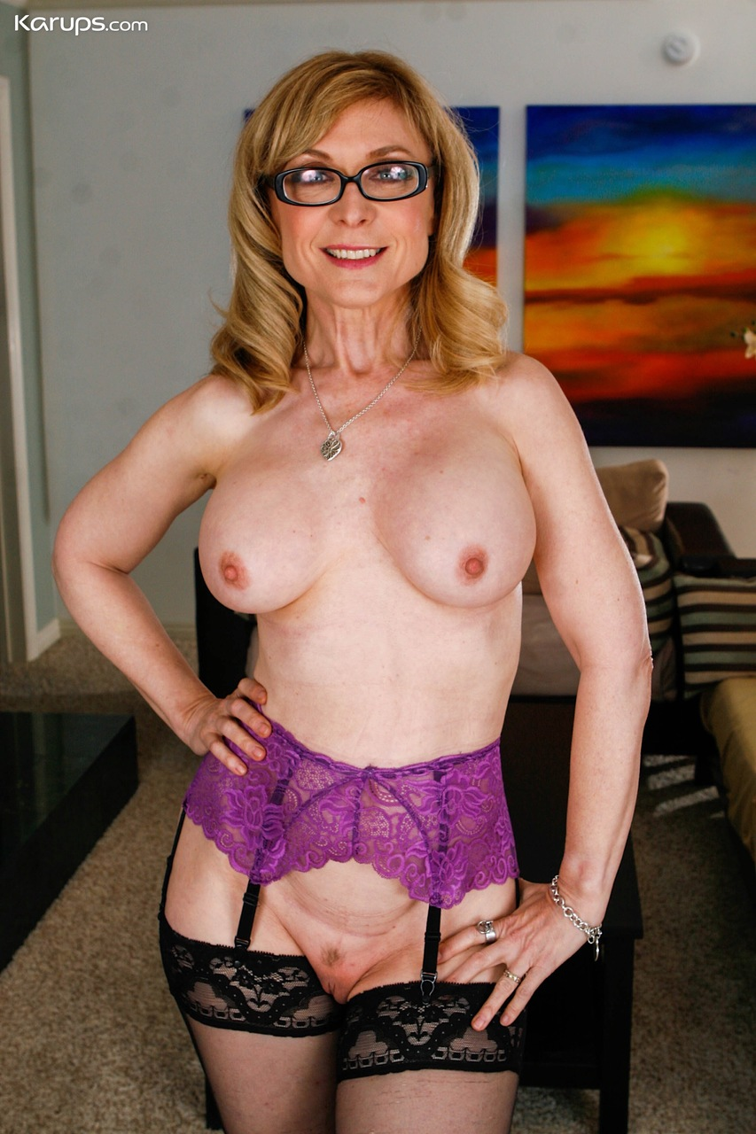 nina hartley tits