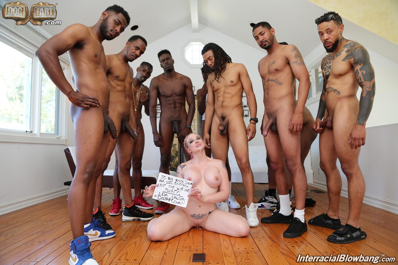 Big Black Girl White Dick