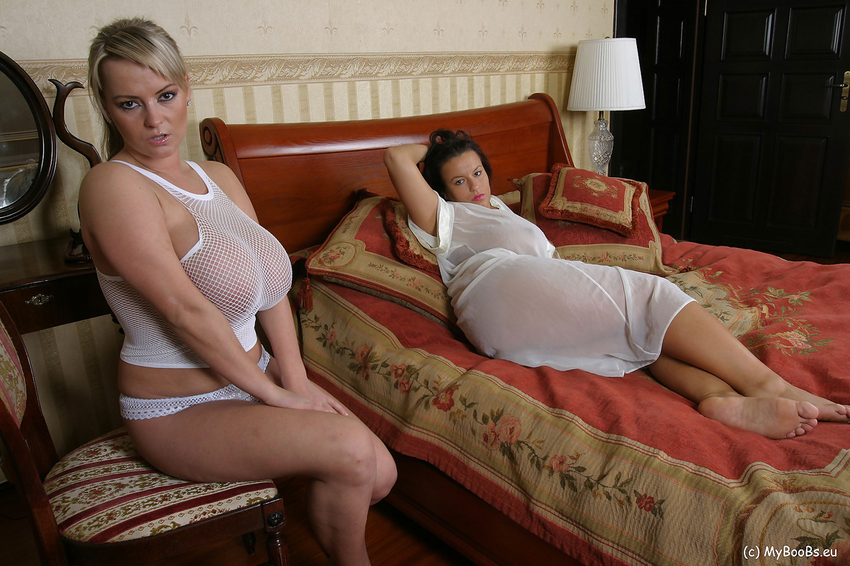 Bea Flora Porn Full lesbian women aneta buena & bea flora play with their big