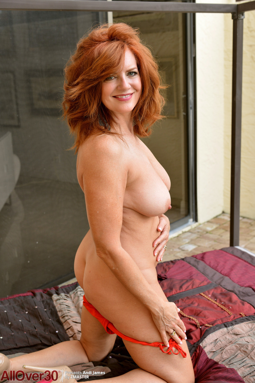 Red head russian milf
