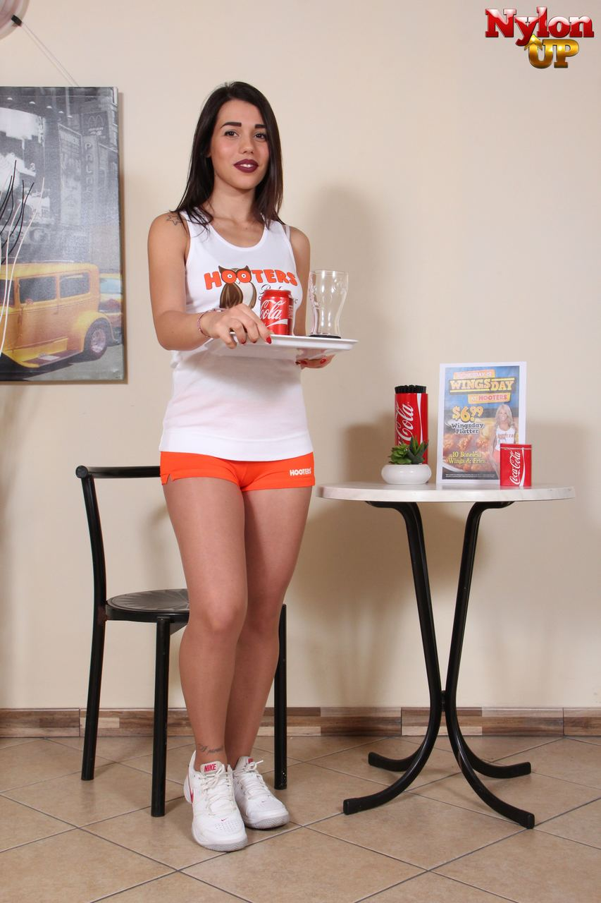 Shorts fetish girl hooters ideal