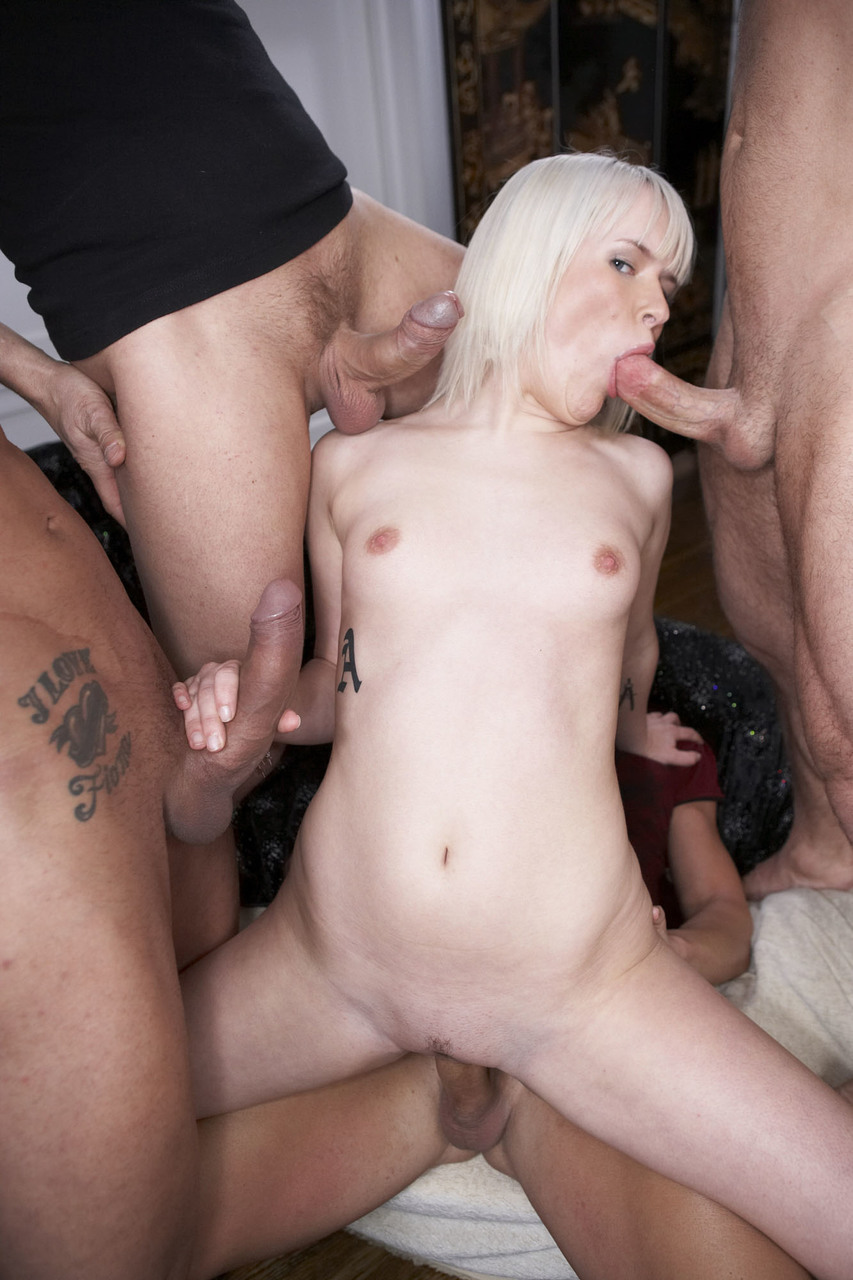 Anal Junky Sex Cubed Claire Robbins Gangbang Follow